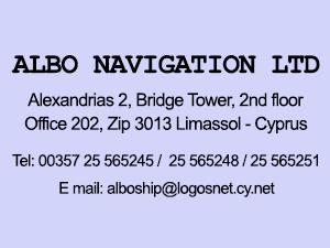 Albo Navigation Ltd