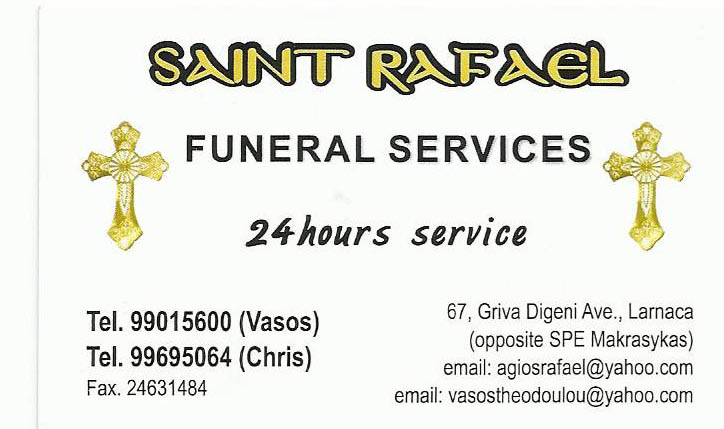 Saint Rafael Funeral Services
