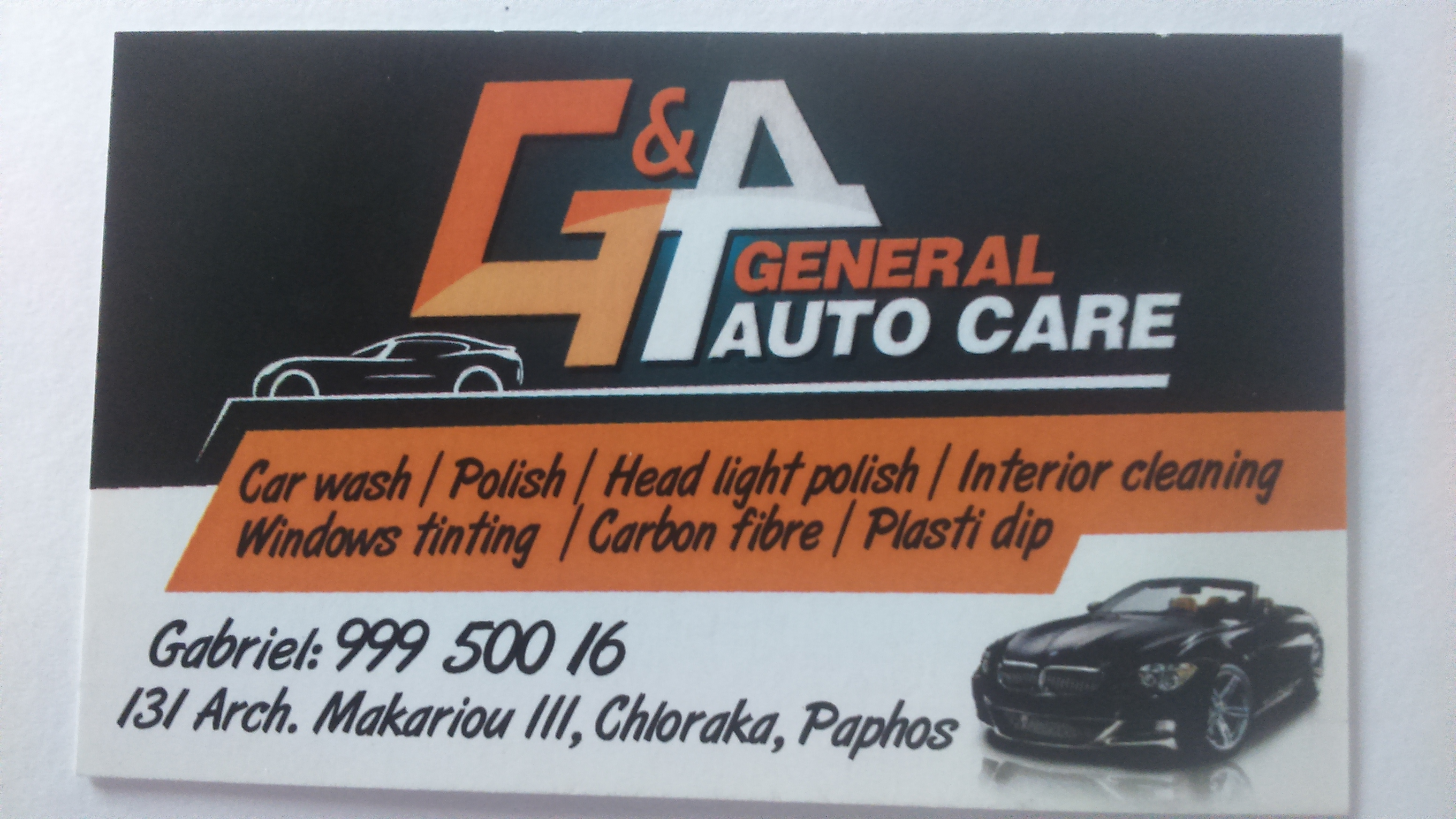 G&A General Auto Care