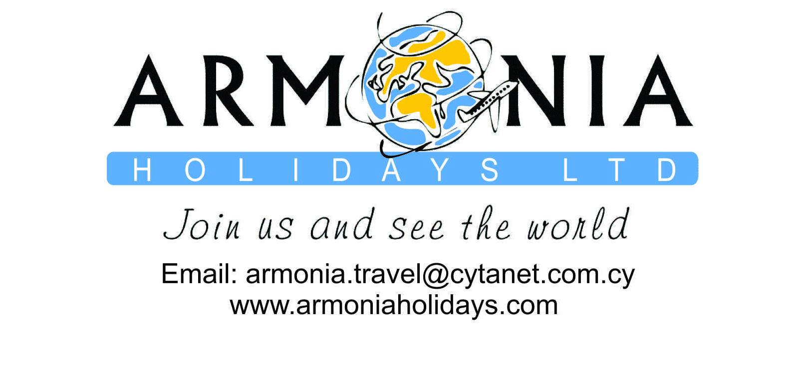 Armonia Holidays LTD