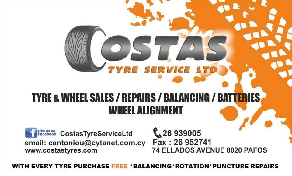 Costas Tyres